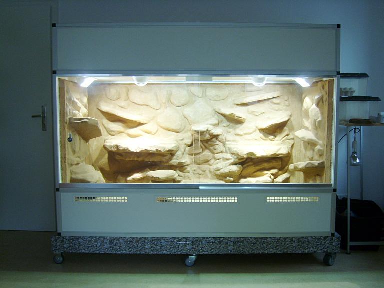 marinesystems terrarium 200x80x150cm marinesystems. Black Bedroom Furniture Sets. Home Design Ideas